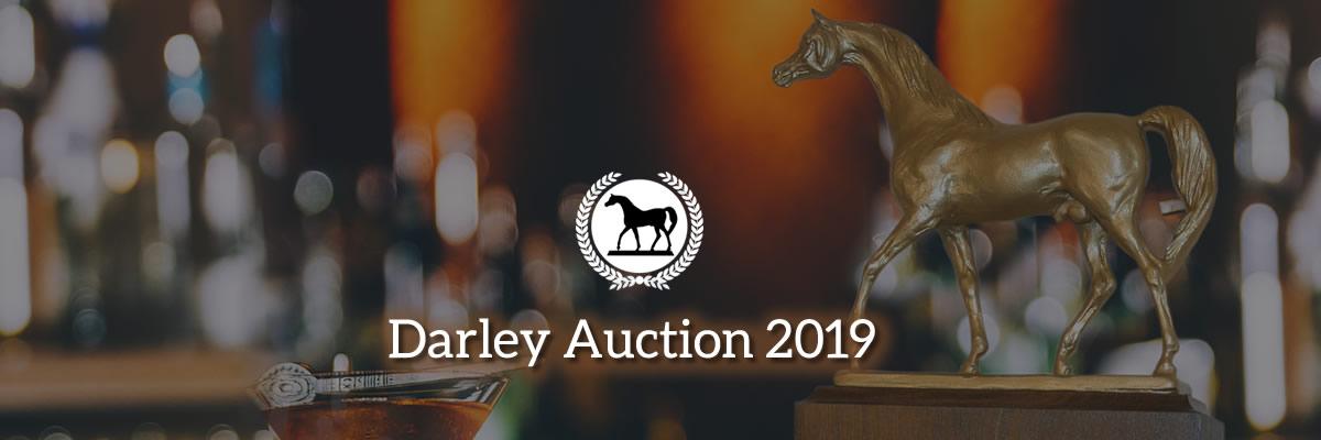 Darley Stallion Auction